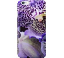 Aliens. Orchids from Keukenhof. Netherlands iPhone Case/Skin
