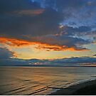 Southbourne Sunset by RedHillDigital