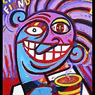 'CAFFEINE FIEND' by Jerry Kirk
