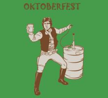 Oktoberfest With Hans Solo :) by xtotemx