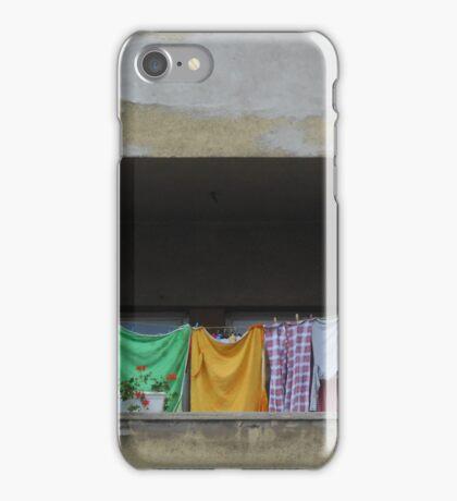 A balcony iPhone Case/Skin