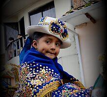 Cuenca Kids 422 by Al Bourassa
