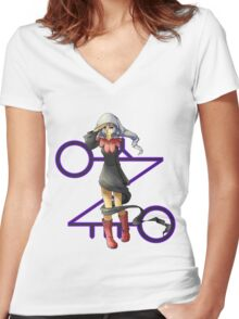 Persephone Women's Fitted V-Neck T-Shirt