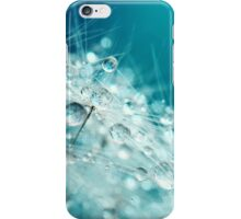 Dandy Starburst in Blue iPhone Case/Skin