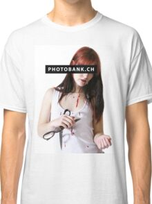 Babes suicide Classic T-Shirt