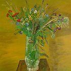 Wild flowers by Peter Pesta
