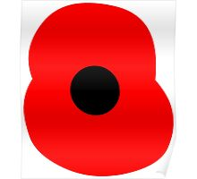 Rememberance Poppy Poster