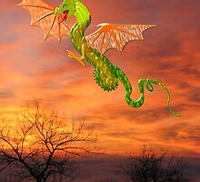 It's a Dragon's World by Dennis Melling
