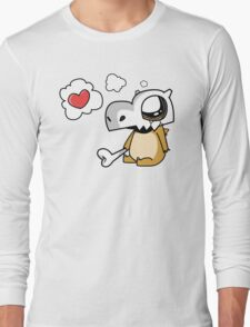 Cute Cubone Long Sleeve T-Shirt