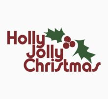 Holly Jolly Christmas by Boogiemonst