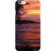 North Shore, Oahu, Hawaii iPhone Case/Skin