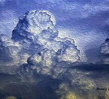 Clouds:  As Far As I Can See by Bunny Clarke