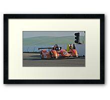 SCCA Prototype Racecar P2 Framed Print