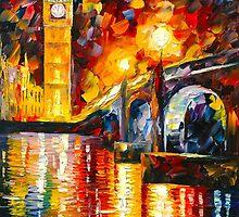 LONDON by Leonid  Afremov