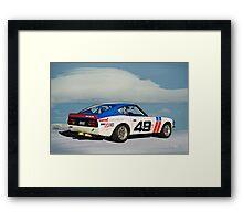 1970 Datsun 240Z Framed Print