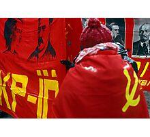 Luxemburg-Liebknecht Demo, Berlin 2010 Photographic Print