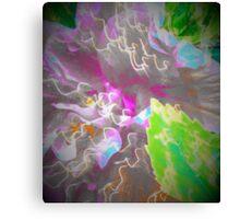 A flower's charm Canvas Print
