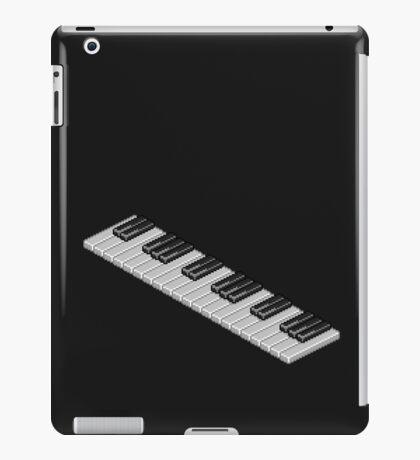 8-Bit Piano Key iPad Case/Skin