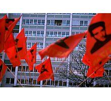 Luxemburg-Liebknecht Demo, Berlin 2014 Photographic Print