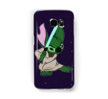 Yoda Stitch Samsung Galaxy Case/Skin