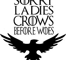 Crows before Woes by JaffaJakes