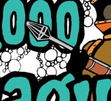 20,000 Leagues Under The Sea Sticker