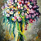 MEMORIES OF LOVE by Leonid  Afremov