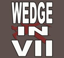 Wedge in VII - 1-5 by perilpress