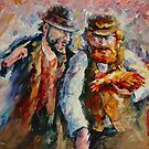 FRIENDS by Leonid  Afremov