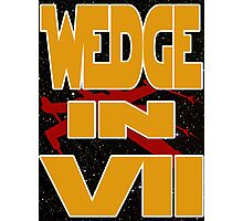 Wedge in VII - 2-4 Photographic Print