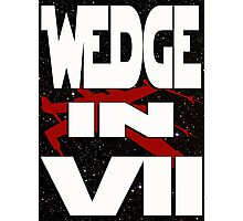 Wedge in VII - 2-5 Photographic Print