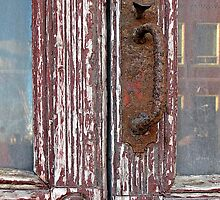 Door Handle © by Ethna Gillespie