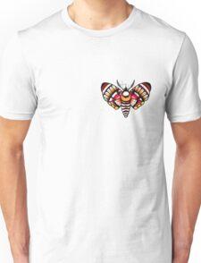 Flower Moth Tee Unisex T-Shirt