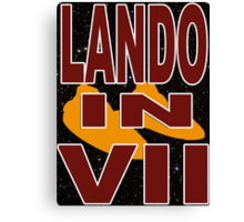 Lando in VII - 1-2 Canvas Print