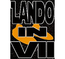 Lando in VII - 2-1 Photographic Print