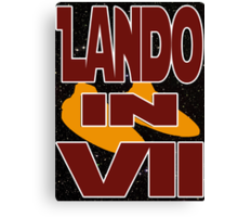 Lando in VII - 2-2 Canvas Print