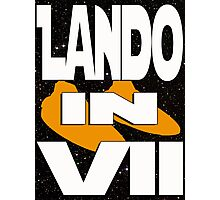 Lando in VII - 2-5 Photographic Print