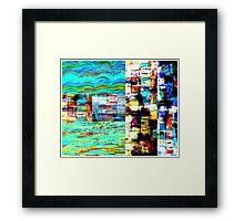 High Spirited  Framed Print
