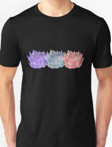 Triple Lotus 2 T-Shirt
