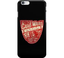 Cards Wars - Floop for Glory! (Adventure Time) iPhone Case/Skin