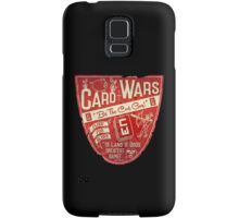 Cards Wars - Floop for Glory! (Adventure Time) Samsung Galaxy Case/Skin