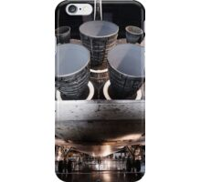 Discovery Shuttle Engines iPhone Case/Skin
