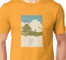Coronado - California.  Unisex T-Shirt