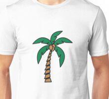 Palm tree coconut Unisex T-Shirt