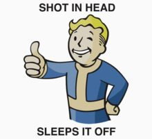 Fallout Vault Boy Meme - Sleep it off by worshipXtribute