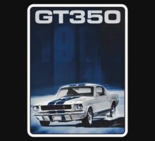 Shelby GT350 One Piece - Short Sleeve