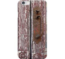 Door Handle © iPhone Case/Skin