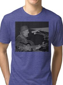 Les Claypool at T-West Tri-blend T-Shirt