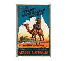 Australia Train by AmazingMart