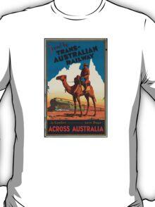 Australia Train T-Shirt